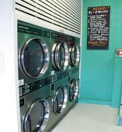 PSL new laundromat