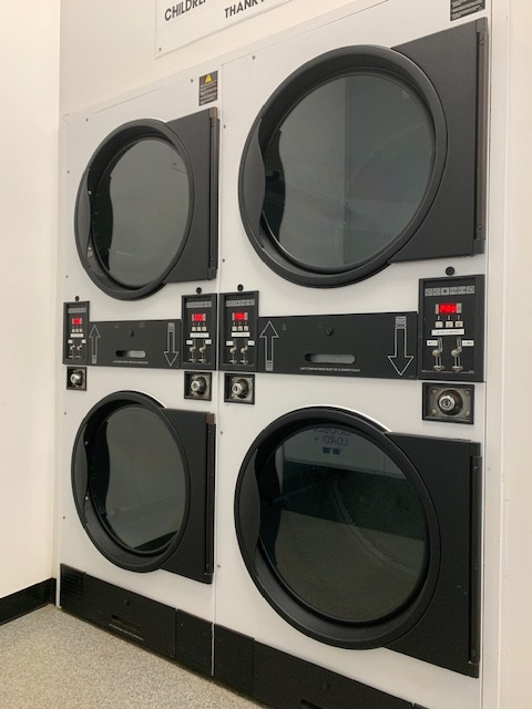 Broome Laundromat Dryers